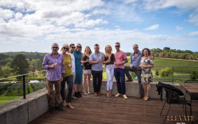 Family and friends – Mornington Peninsula Wine Tour