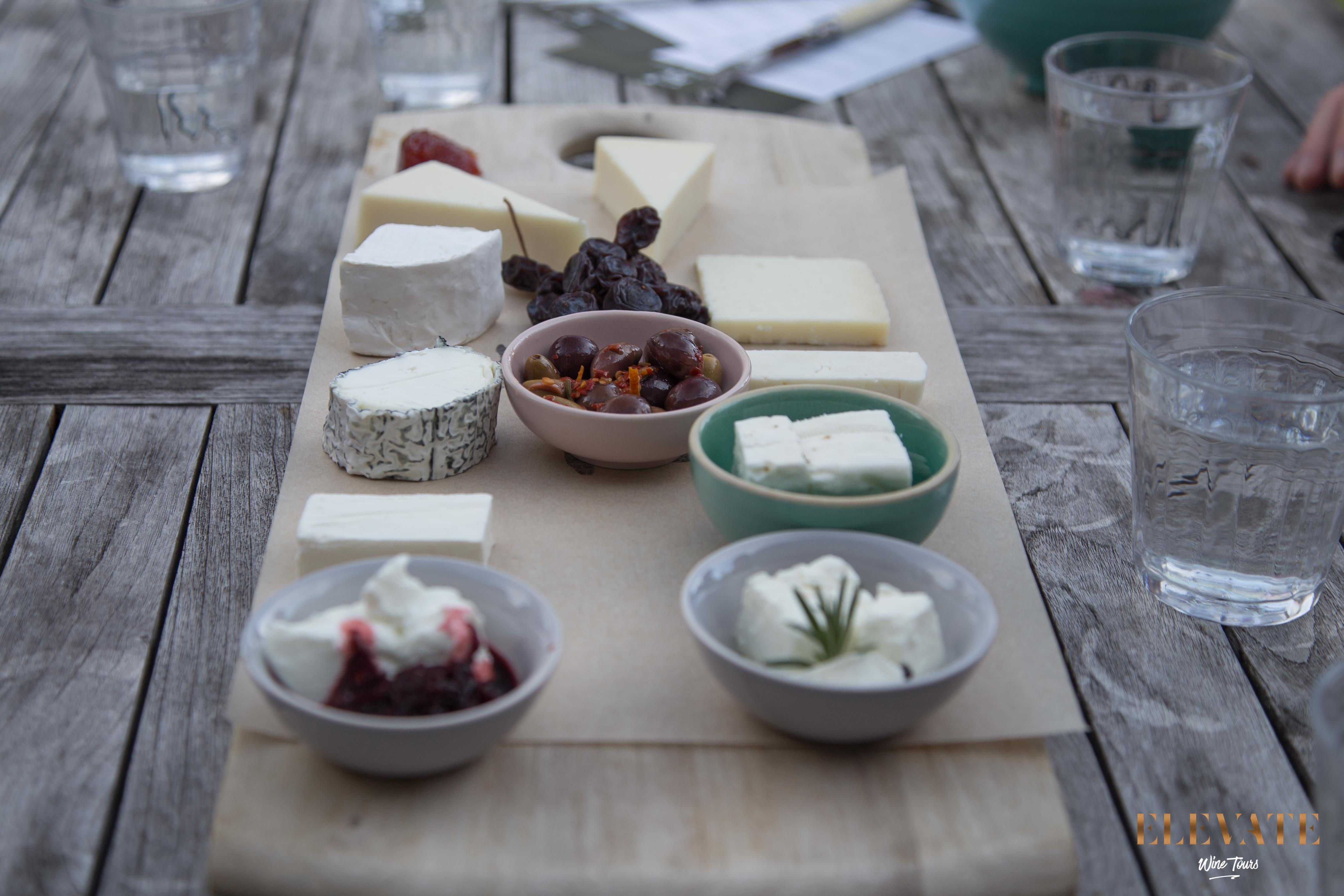 Cheese Platter_Main Ridge Dairy