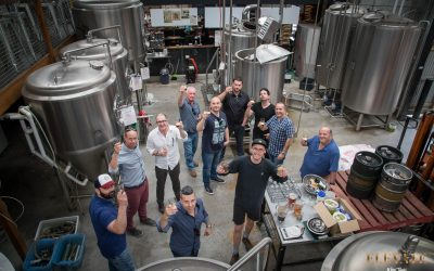 Winery Tour – Work Christmas Party