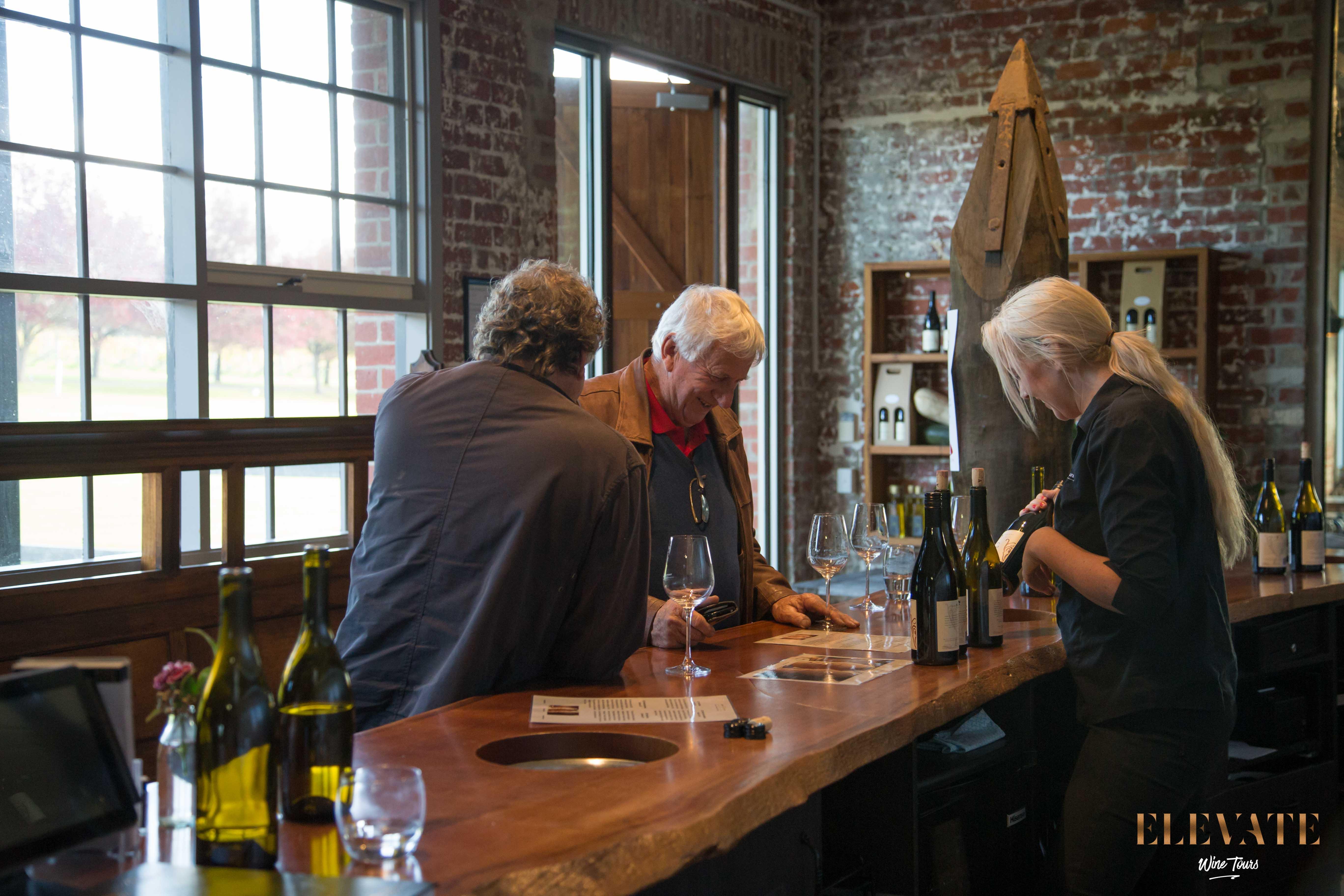 WINE-TASTING-MORNINGTON-PENINSULA-TROFEO-ESTATE