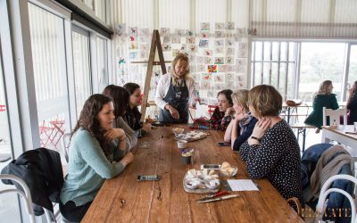 """Wine """"Research"""" for Scientists – Mornington Peninsula Wine Tour"""