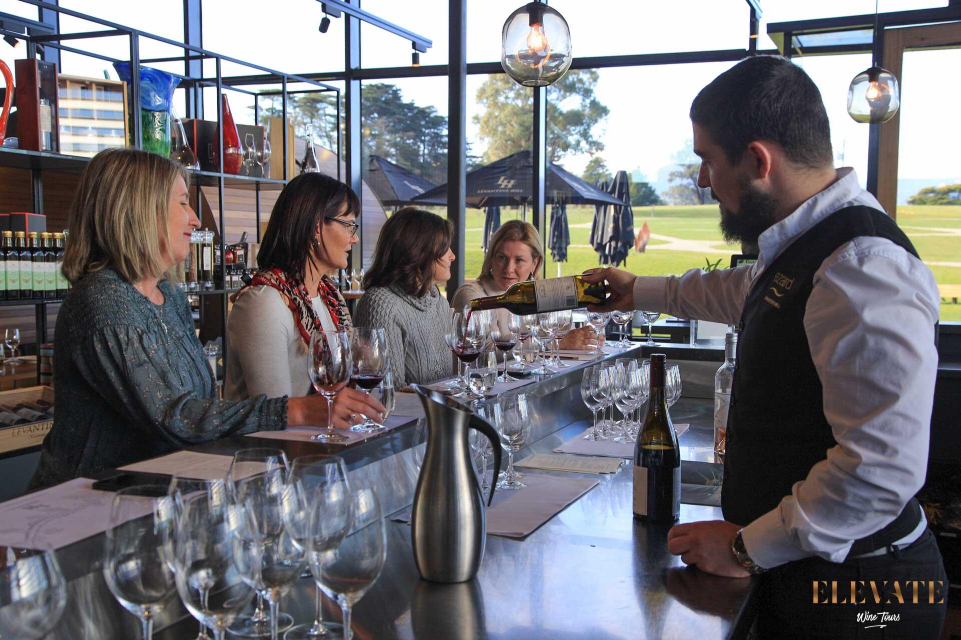 WINE-TASTING-LEVANTINE-HILL-YARRA-VALLEY