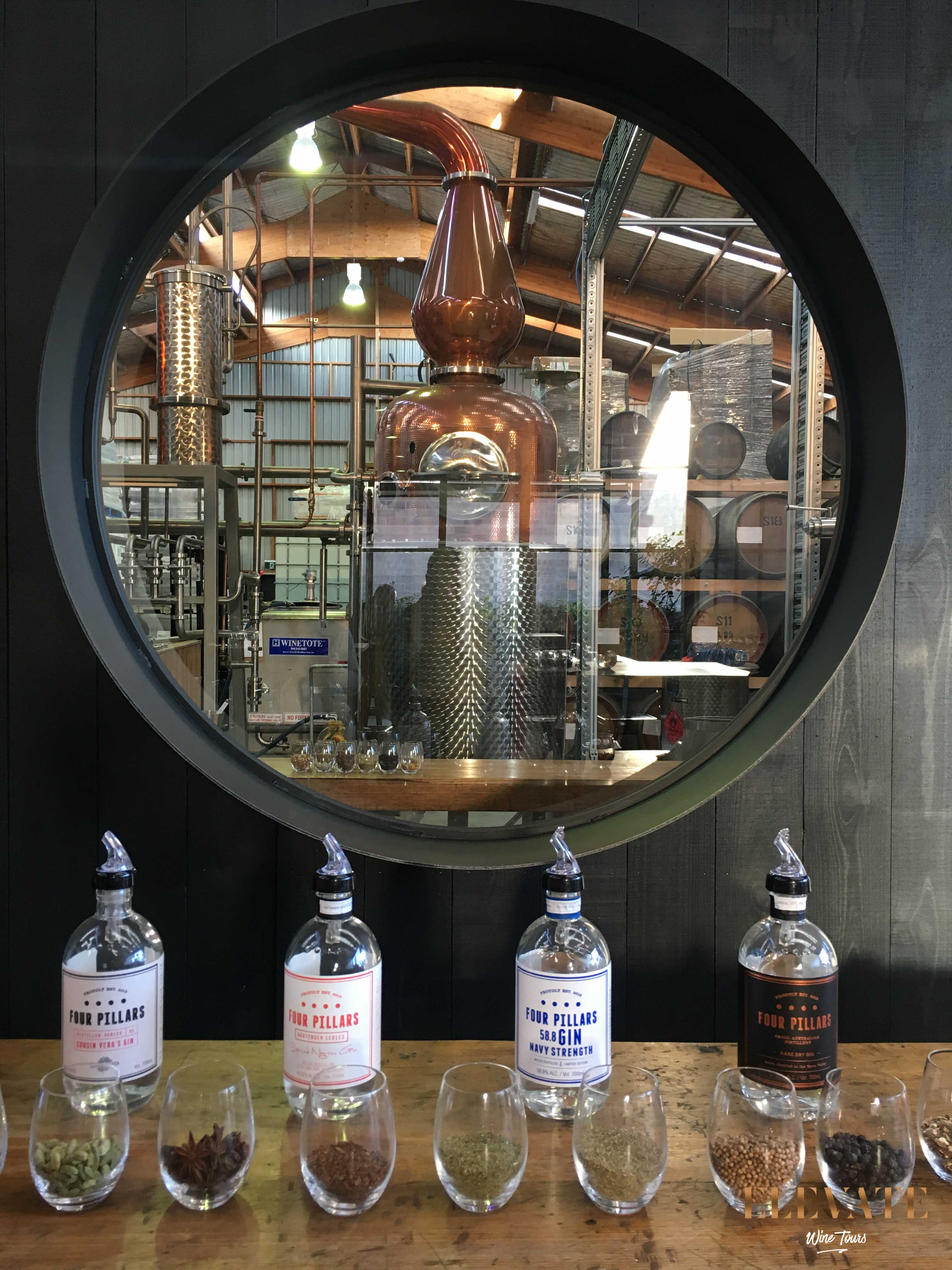 GIN-FOUR-PILLARS-DISTILLERY-YARRA-VALLEY