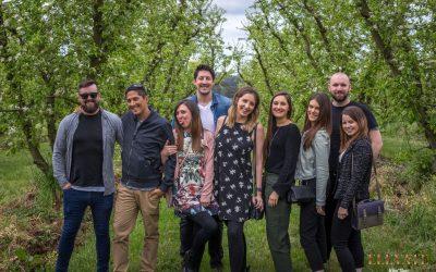 UK Expats take on the Mornington Peninsula Wine Region