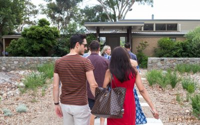 Friends and Family on tour in the Mornington Peninsula