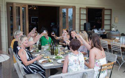 Friends and Family – Wine Touring the Mornington Peninsula