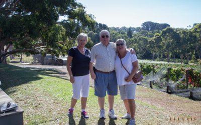 English and American's Tour the Mornington Peninsula Wine Region