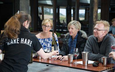 Friends from Brisbane visit Mornington Peninsula
